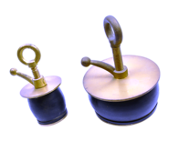 Marine Wholesale Oil Tank Brass Scupper Plug
